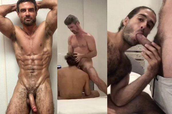 Diego Sans suck daddy Andy Catlin Onlyfans
