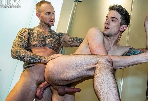 Dakota Payne fuck Dylan James - Lucas Entertainment