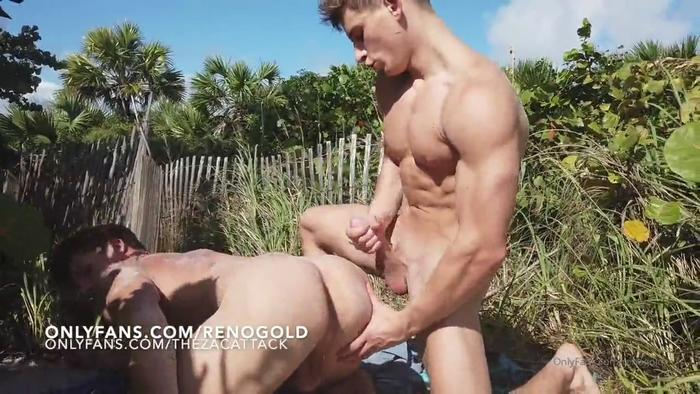 Reno Gold cumming in ass thezacattack onlyfans