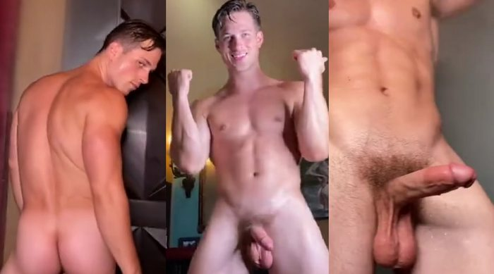 model Nick Sandell naked onlyfans