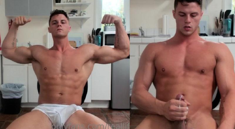 RealLifeSuperman hot cumming- onlyfans