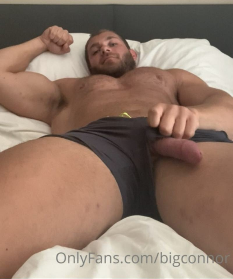 @bigconnor show dick Onlyfans