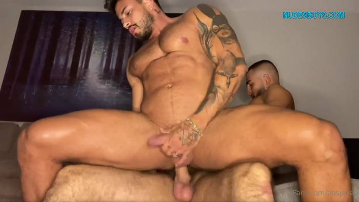 Alejo Ospina First Double Penetration onlyfans 1