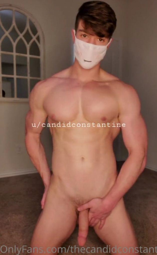 CandidConstantine naked cum onlyfans