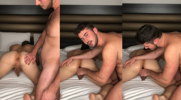 Mateo Landi first with my muscular Friend onlyfans