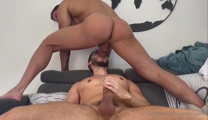 Fabio Stallion suck straight Lorenzo Viota Onlyfans 5