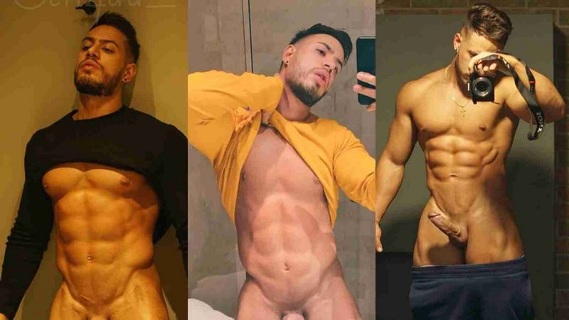 James Axel cum compilation OnlyFans