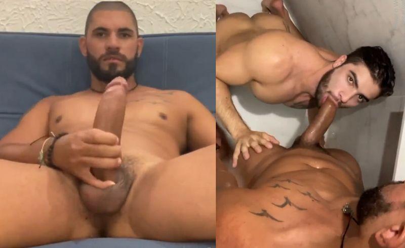 Daniel Montoya fucked by Brazilian big dick Onlyfans