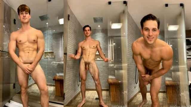 Nick Sandell Shower OnlyFans Live