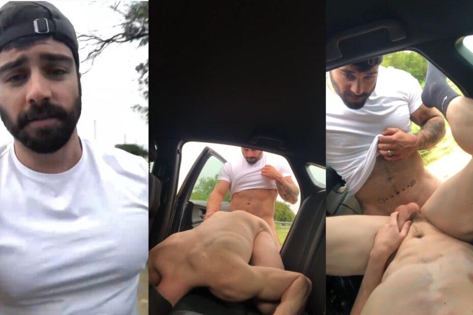 Jordan fucks the young Nash in Road BrandtsBoys